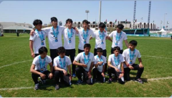 【夏季世界大会・アブダビ】ユニファイドサッカー 4位と健闘! ご声援ありがとうございました!
