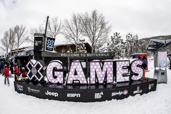 """Winter X Games Aspen 2020"" 出場報告"