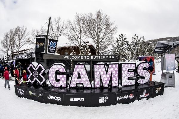 """""""Winter X Games Aspen 2020"""" 出場報告"""
