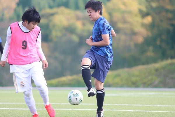 「令和2年度パラアスリート育成支援事業」サッカー強化練習を開催しました。