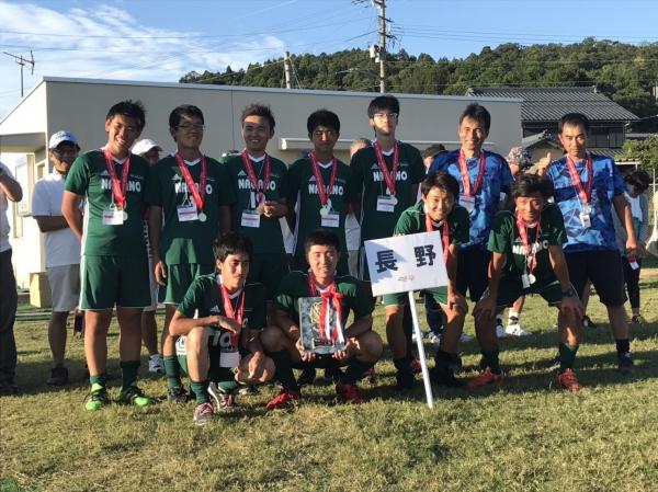 2019年第2回スペシャルオリンピックス日本・福井ユニファイドサッカー大会  Div1で見事優勝!!