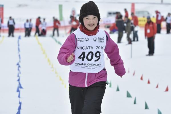 工藤恵さん いつも笑顔を忘れない。
