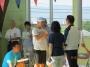 地元中学生の選手宣誓の後、SON・長野アスリートも選手宣誓